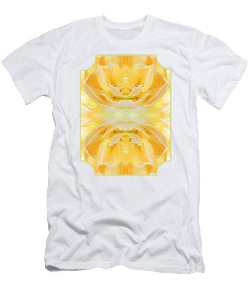 Sunshine Mosaic -  Vertical Men's T-Shirt (Athletic Fit)