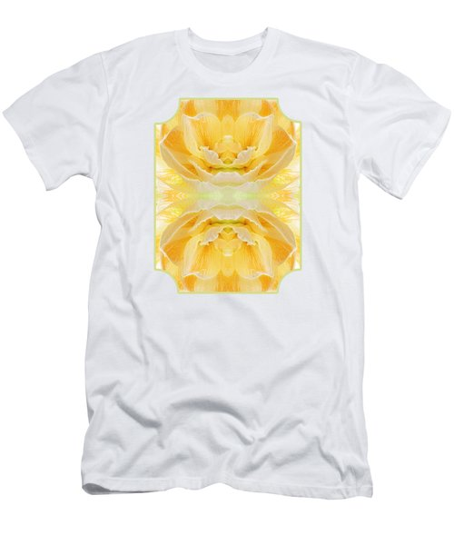 Sunshine Mosaic -  Vertical Men's T-Shirt (Athletic Fit)