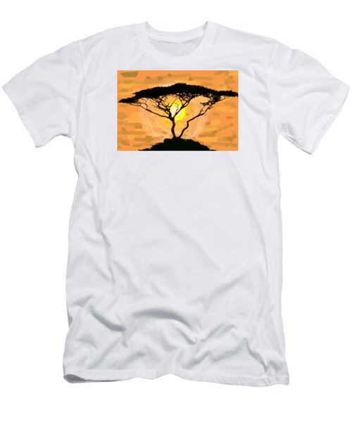Suntree Men's T-Shirt (Slim Fit) by Patricia Arroyo