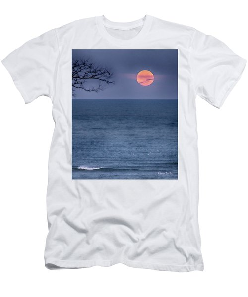 Super Moon Waning Men's T-Shirt (Athletic Fit)