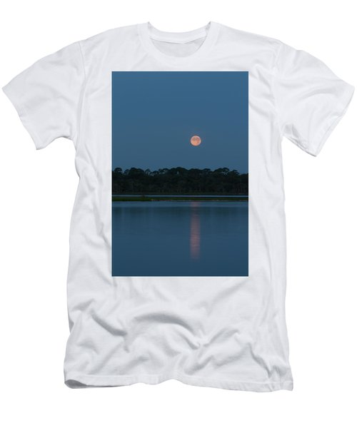 Supermoon Dawn 2013 #2 Men's T-Shirt (Athletic Fit)
