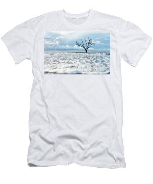 Surfside Tree Men's T-Shirt (Athletic Fit)