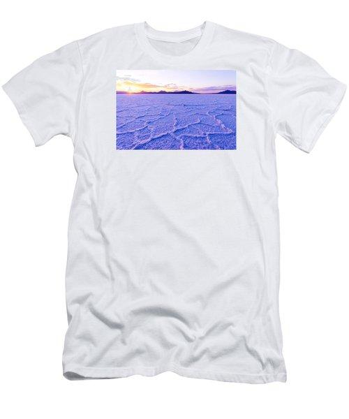 Surreal Salt Men's T-Shirt (Slim Fit) by Chad Dutson