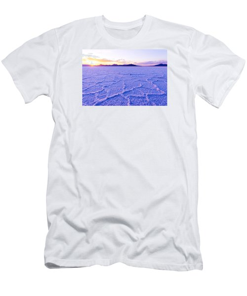 Surreal Salt Men's T-Shirt (Athletic Fit)