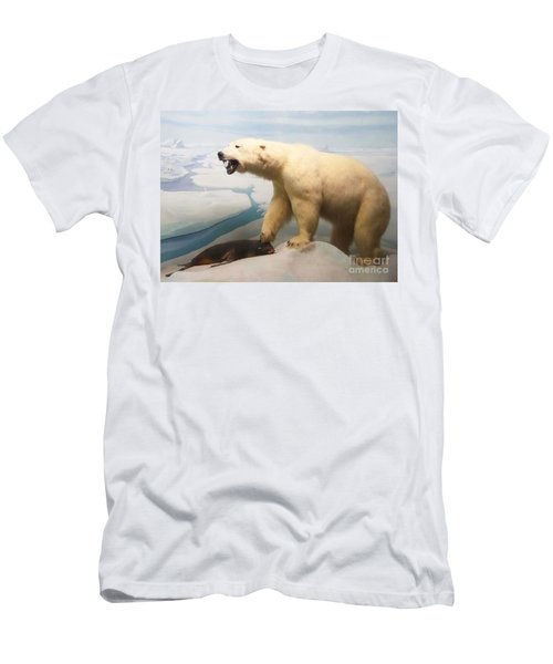 Survival Of The Fittest Men's T-Shirt (Athletic Fit)