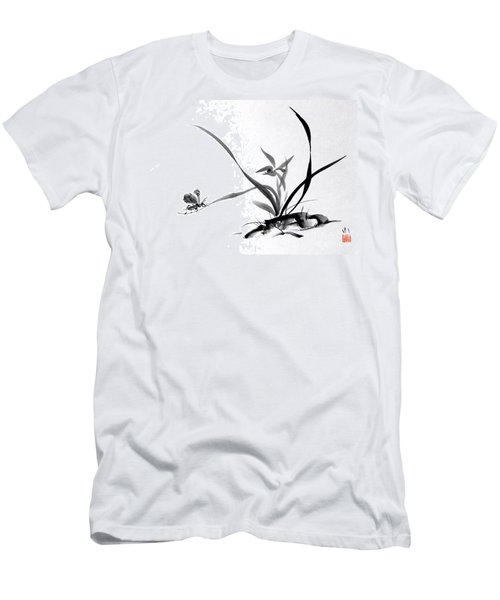 Suzumushi/ Sounds Of Fall Men's T-Shirt (Athletic Fit)