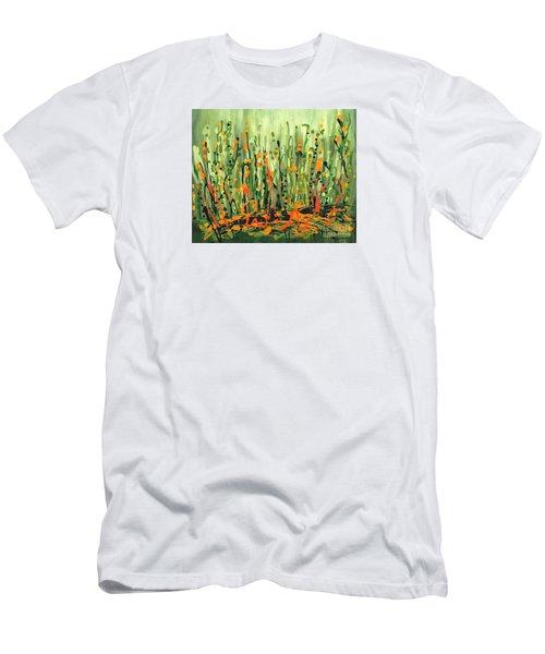 Sweet Jammin' Peas Men's T-Shirt (Athletic Fit)