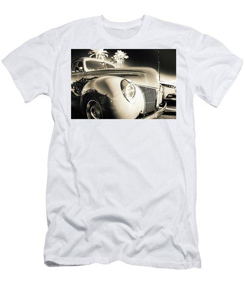Sweet Sepia Men's T-Shirt (Slim Fit) by Mark David Gerson
