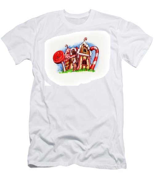 Sweety House Men's T-Shirt (Athletic Fit)