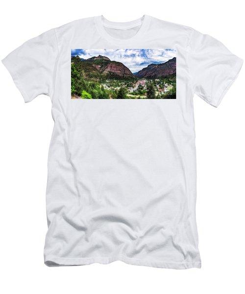 Switzerland Of America Men's T-Shirt (Athletic Fit)