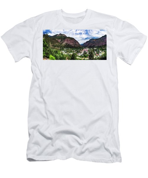Switzerland Of America Men's T-Shirt (Athletic Fit)
