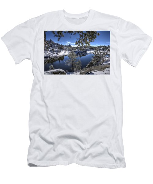 Sylvan Lake Men's T-Shirt (Athletic Fit)