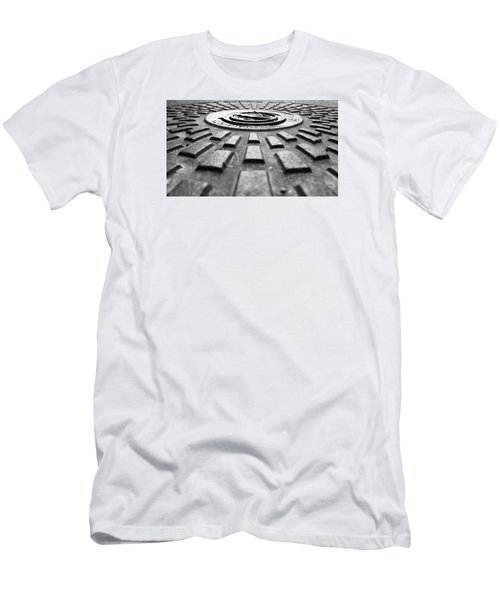 Symmetrical Men's T-Shirt (Athletic Fit)