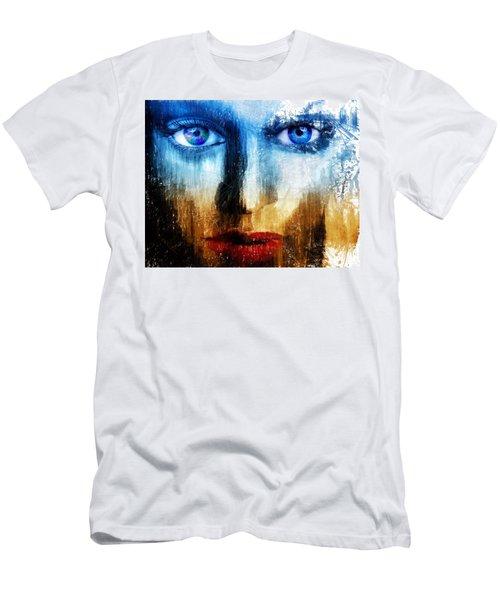 Synaptic Awakening Men's T-Shirt (Athletic Fit)