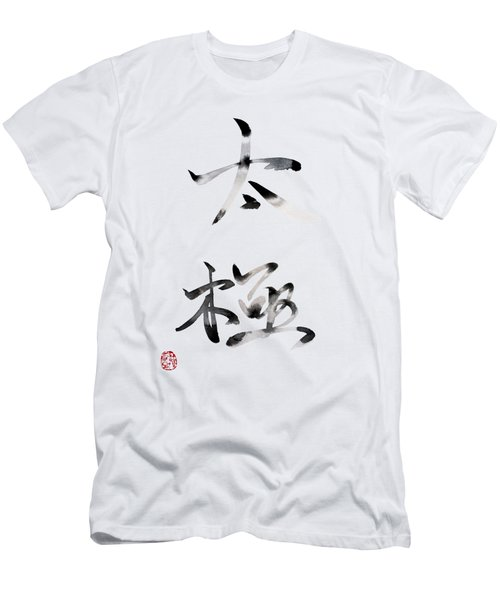 Tai Chi Men's T-Shirt (Athletic Fit)
