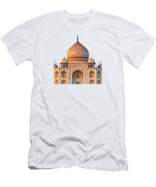 Taj Mahal T Men's T-Shirt (Athletic Fit)