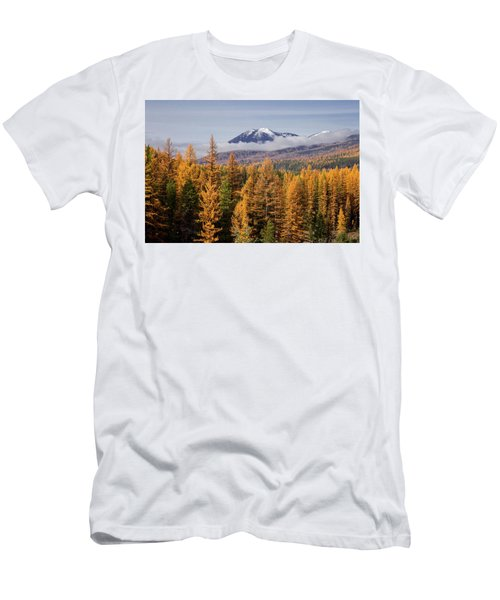 Tamarack Glory Men's T-Shirt (Athletic Fit)