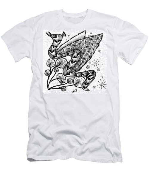 Tangled Serpent Men's T-Shirt (Athletic Fit)