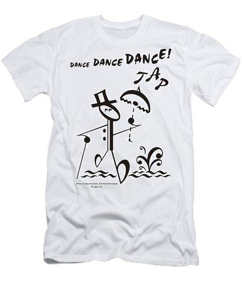 Tap Men's T-Shirt (Athletic Fit)