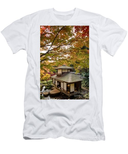 Tea Ceremony Room Men's T-Shirt (Athletic Fit)