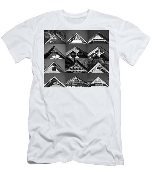 Men's T-Shirt (Slim Fit) featuring the photograph Telluride Classics by David Lee Thompson
