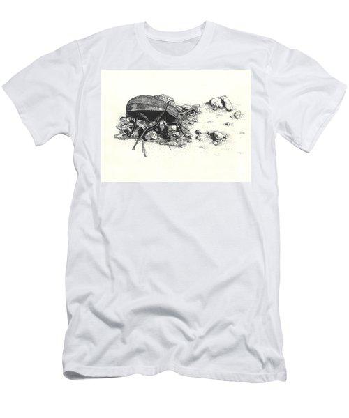 Darkling Beetle Men's T-Shirt (Athletic Fit)