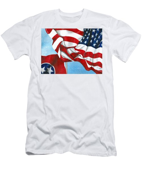 Tennessee Heroes Men's T-Shirt (Athletic Fit)