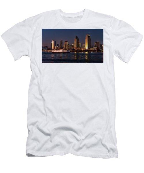 Test 20x36 Men's T-Shirt (Athletic Fit)