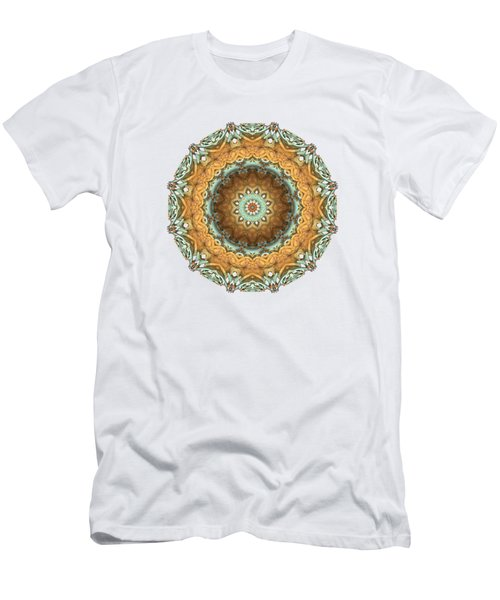 Men's T-Shirt (Slim Fit) featuring the digital art Test by Lyle Hatch