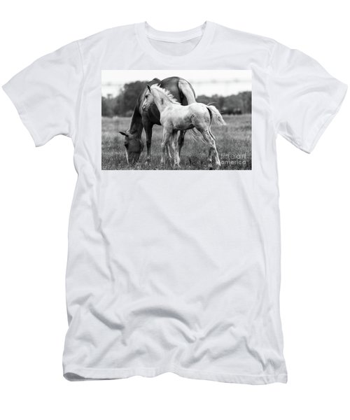 Texas Ranch  Men's T-Shirt (Athletic Fit)