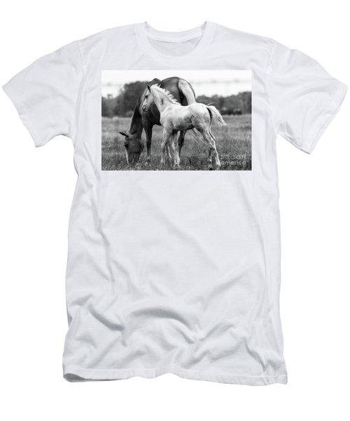 Texas Ranch  Men's T-Shirt (Athletic Fit)