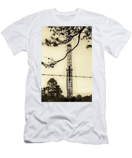 Texas Tea Men's T-Shirt (Athletic Fit)