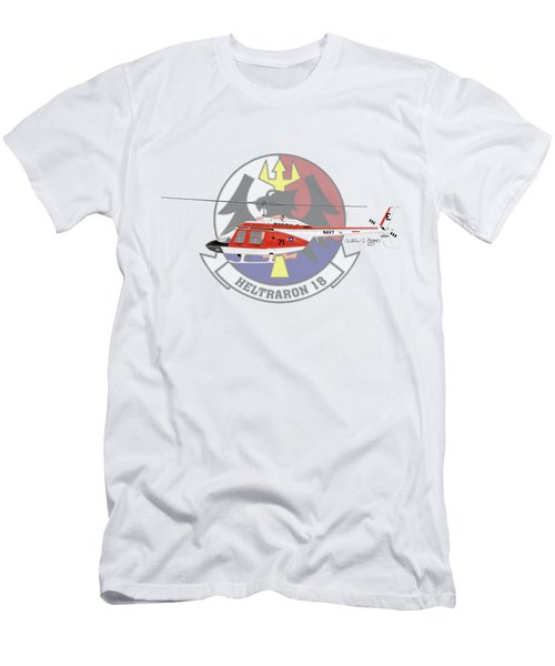 Th-57c Ht-18 Men's T-Shirt (Athletic Fit)