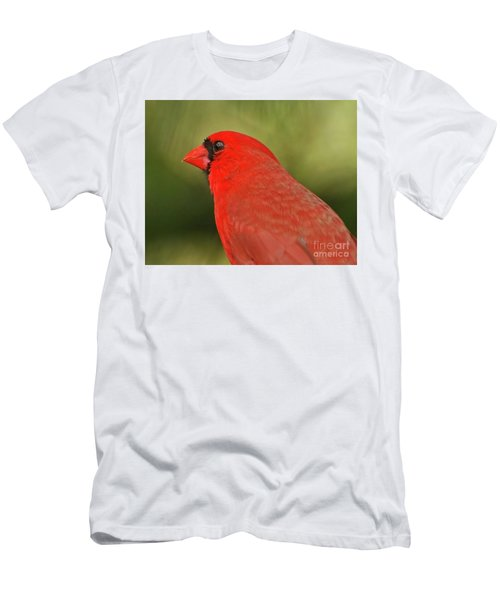 Men's T-Shirt (Athletic Fit) featuring the photograph That Smiling Face by Kerri Farley