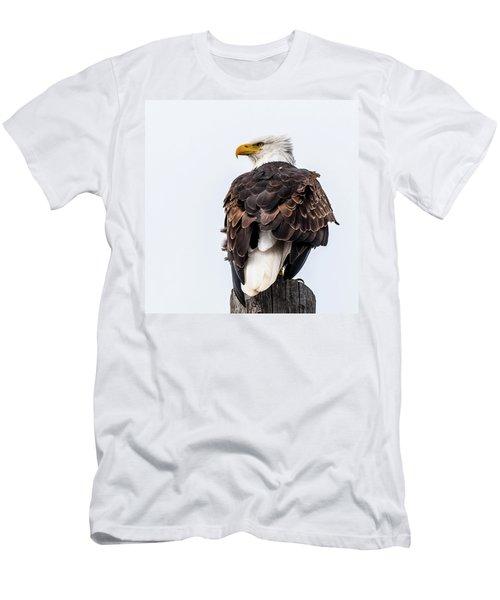 The Alert Men's T-Shirt (Athletic Fit)