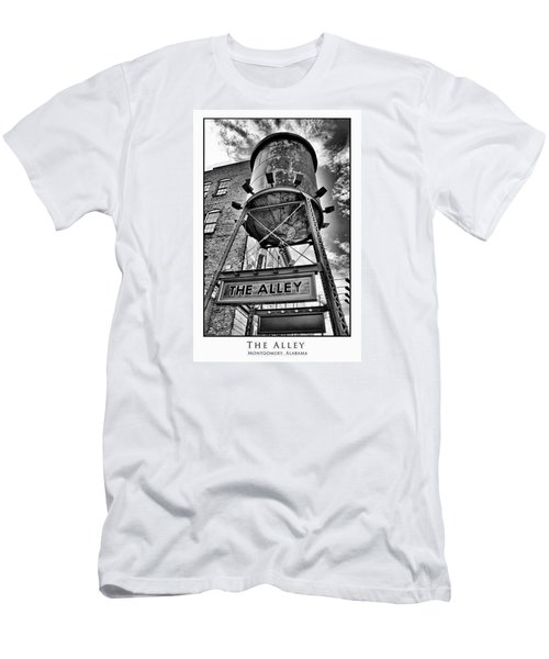 The Alley  Men's T-Shirt (Slim Fit) by Greg Sharpe