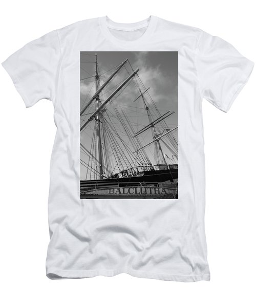 The Balclutha Caravel Men's T-Shirt (Athletic Fit)