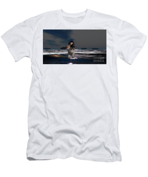 The Beach 5 Men's T-Shirt (Athletic Fit)