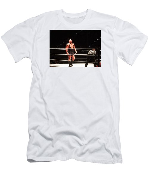 The Big Show Men's T-Shirt (Slim Fit) by Paul  Wilford