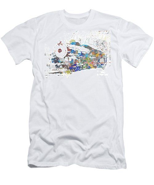 The Big Train Men's T-Shirt (Athletic Fit)