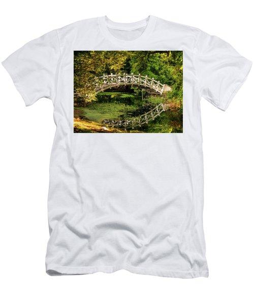 The Bridge Men's T-Shirt (Slim Fit) by Martina Thompson