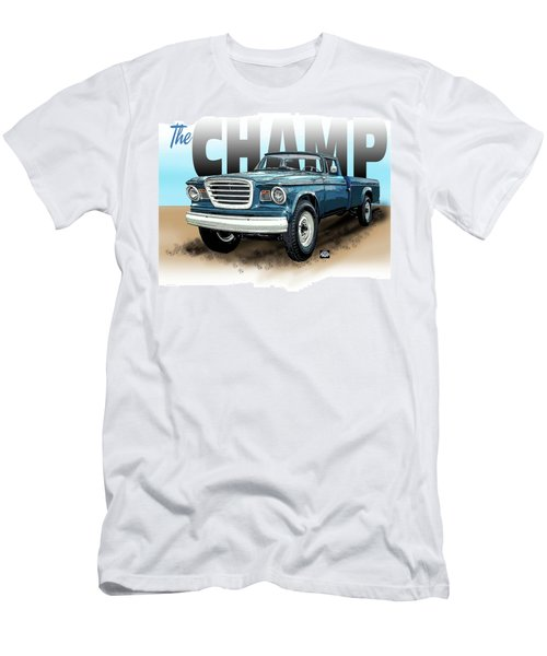 The Champ Men's T-Shirt (Athletic Fit)