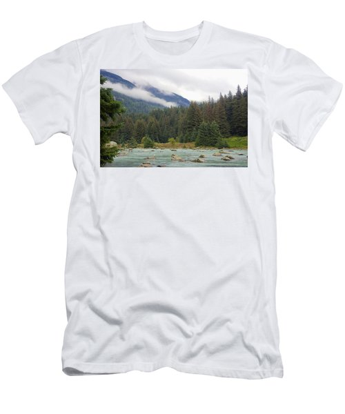 The Chillkoot River 2 Men's T-Shirt (Athletic Fit)