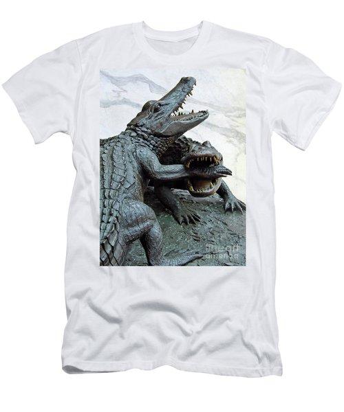 The Chomp Men's T-Shirt (Slim Fit) by D Hackett