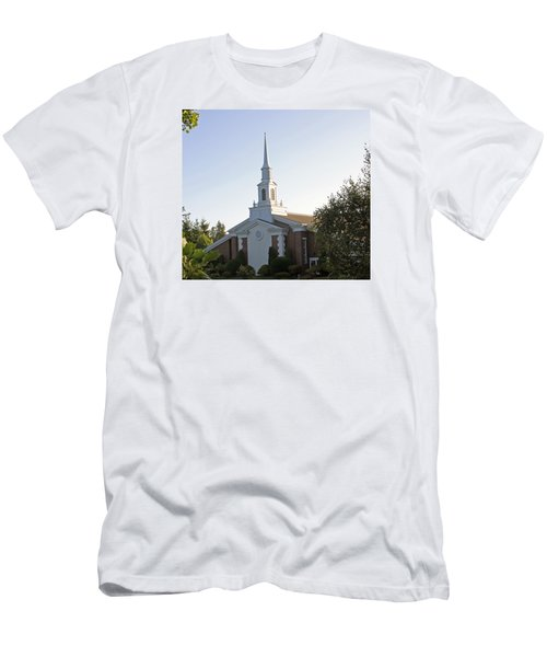 The Church Of Jesus Christ Of Later Day Saints Men's T-Shirt (Athletic Fit)
