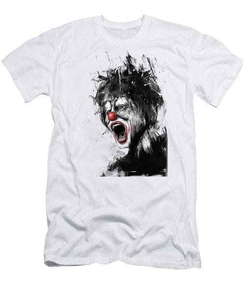 The Clown Men's T-Shirt (Athletic Fit)