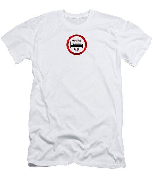 The Cold Reveals Men's T-Shirt (Athletic Fit)
