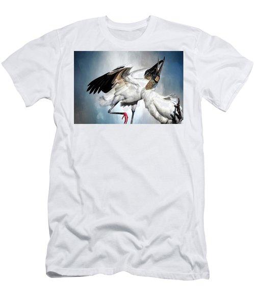 The Courtship Dance Men's T-Shirt (Athletic Fit)