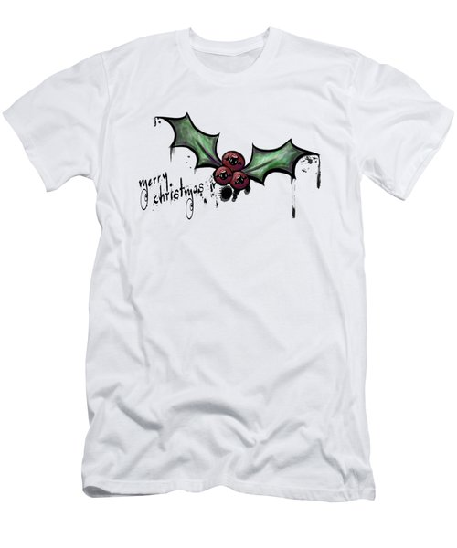 The Cutest Little Creepmas Men's T-Shirt (Slim Fit) by Lizzy Love