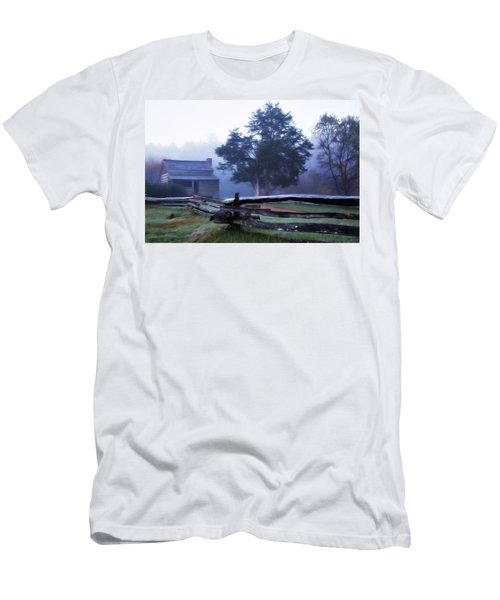 The Dan Lawson Place Men's T-Shirt (Slim Fit) by Lana Trussell